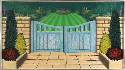 Ivor Abrahams, 'Open Gate', 1972