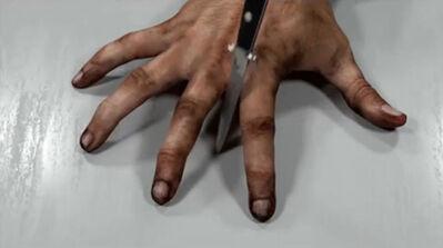 Shamus Clisset, 'Knifework', 2015
