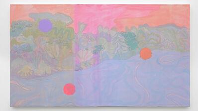 Tyson Reeder, 'Pink River', 2015