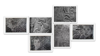 Dinh Q. Lê, 'Sumerians #1', 2012