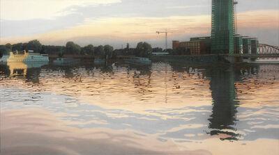 Peter Eckert, 'Berlin am Wasser (Treptowers)', 1998