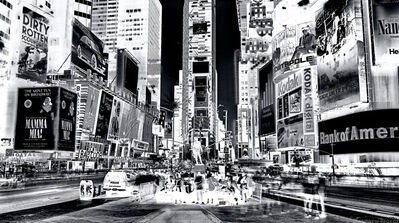 Andrew Prokos, 'Inverted Times Square', 2018