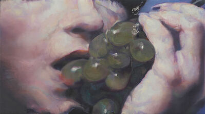 Johannes Kahrs, 'Untitled (grapes 2)', 2019