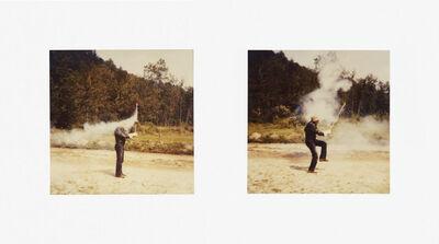 Roman Signer, 'Nicht loslassen', 1983
