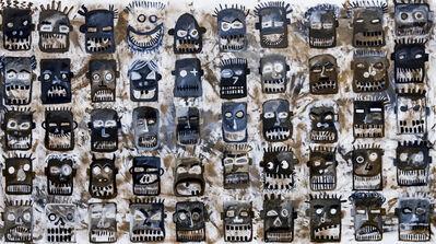 Kapoth, 'Concrete Jungle Corporate Choir', 2016