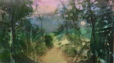Lucinda Luvaas, 'Moonlit Forest', 2018