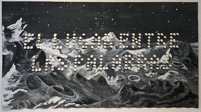 Luis Hérnandez Mellizo, 'El lugar entre las palabras', 2019