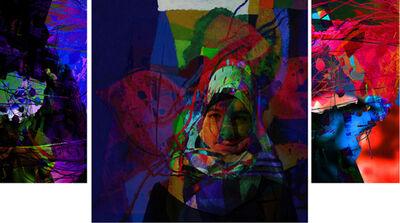 Dia Azzawi, 'Image No. 13', 2011
