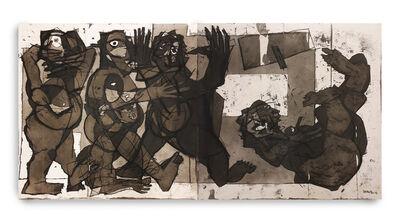 Alaa Sharabi, 'Life's Force', 2018