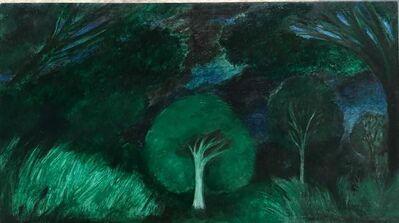 Brook Hsu, 'Tree in a landscape', 2020