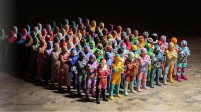 June Lee, 'Bystander', 2017