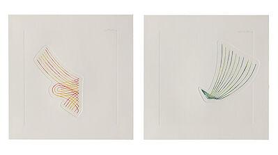 Richard Tuttle, 'The Edge', 1998