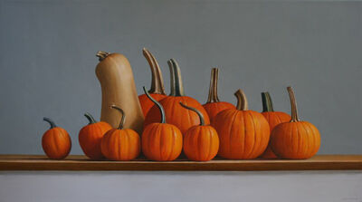 Janet Rickus, 'Squash and Pumpkins', 2016