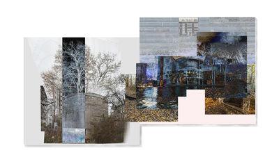 David Molander, 'Blueprint', 2015