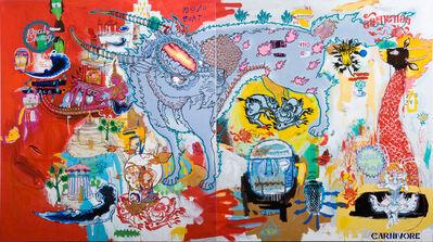 Bundit Puangthong, 'Carnivore', 2011