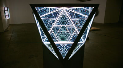 Anthony James, 'Octahedron', 2019