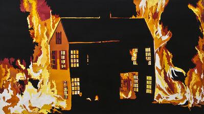Francesca Gabbiani, 'Badlands (Dollhouse on Fire)', 2012