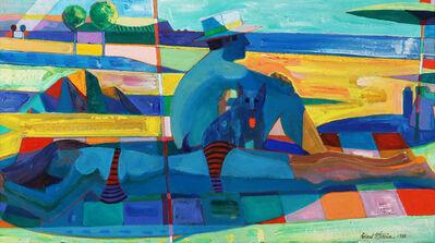 Roland Petersen, 'On the Beach '