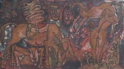 Luis Zarate, 'Diablos ', 1997