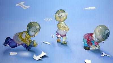 Zhang Jinxi, 'Paper Plane', 2000-2010