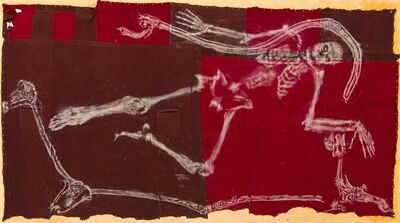 Tim Hawkinson, 'Lounge', 1993