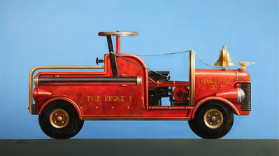 Wendy Chidester, 'Fire Engine (Pedal Car)', 2016