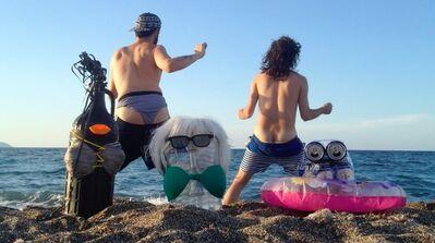 Lolo y Lauti, 'Dirty Beach ', 2015