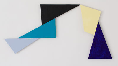 Kenneth L. Greenleaf, '2-Polarity', 2013