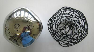 Man Fung Yi 文鳳儀, 'Flying Stars 008 (a pair) 星禮008(一對) ', 2009