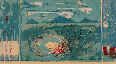 Wayne Thiebaud, 'Elements', 1955