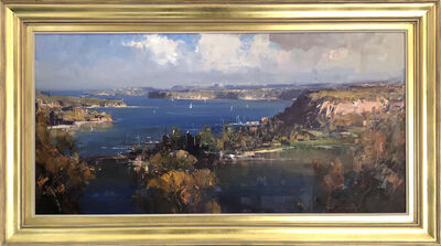 Ken Knight, 'Middle Harbour from Seaforth', ca. 2019