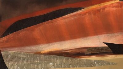 Gail Flanery, 'Cliffs 1', 2020