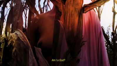 Le'Andra LeSeur, 'Am I a God?', 2018