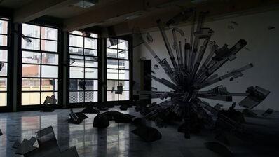 Jorge Luis Linares, 'Explosión 01', 2018