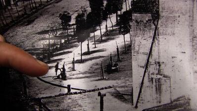 belit sağ, 'and the image gazes back', 2014