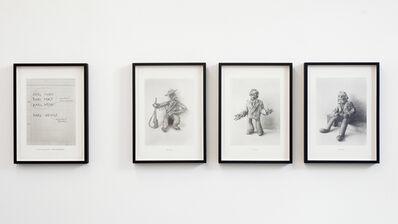 Jana Gunstheimer, 'Irrige Vorstellungen kausaler Zusammenhänge – Karl Marx', 2014