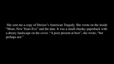 T.R. Ericsson, 'American Tragedy (Vignette)', 2017