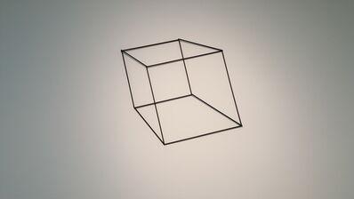 Sérvulo Esmeraldo, 'Cubo', 2001