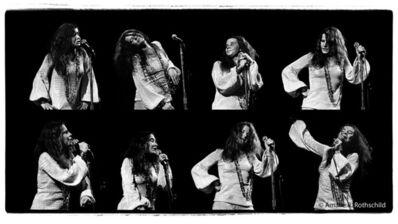 Amalie R. Rothschild, Jr., 'Janis Joplin multi, Fillmore East, August 2, 1968', 1968