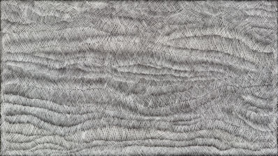Robin Rhode, 'Untitled/Trees (negative)', 2016