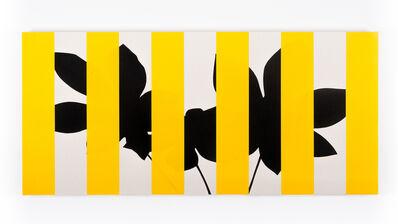 Otto Berchem, 'Yarumo (Yellow)', 2016