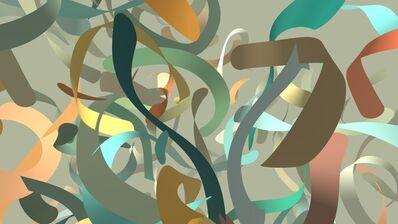 Jeremy Rotsztain, 'Electric Fields III', 2015