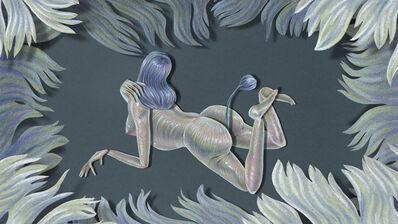 Winnie Truong, 'Blue Angel', 2018