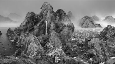 Yang Yongliang 杨泳梁, 'Endless Streams', 2017