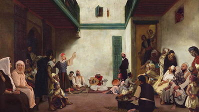 Tamir Zadok, 'Jewish Wedding in Morocco', 2014