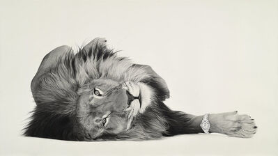 Karl Haendel, 'Lion 8', 2020