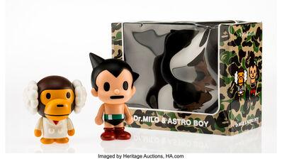 BE@RBRICK X BAPE, 'Dr. Milo & Astro Boy', 2015
