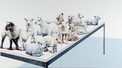 Su-en Wong, 'DH-5 Dolly and Friends', 2009