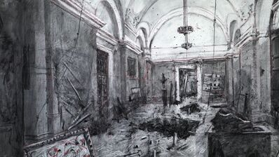William Kentridge, 'City Deep', 2020
