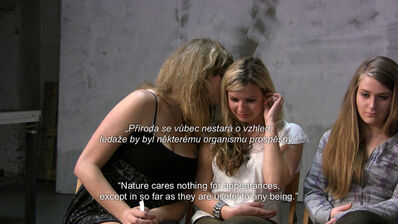 Anetta Mona Chisa & Lucia Tkáčová, 'FILM STILL The Descent of Man, and Selection in Relation to Sex', 2010
